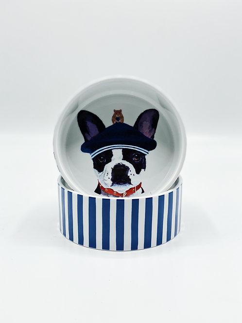 Marcel Dog Bowl
