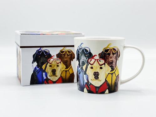 3 Musketeers Mug