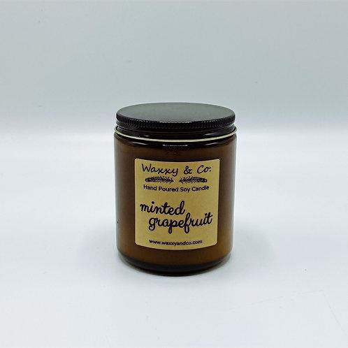 Waxxy & Co: Minted Grapefruit