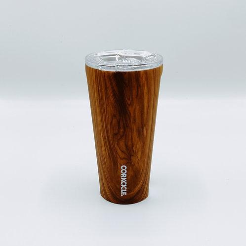 Corkcicle Walnut tumbler (16 oz)