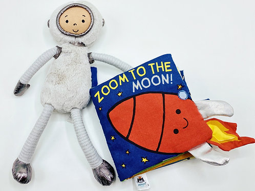 Zoom Moon Book