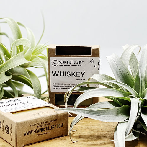 Whiskey Soap