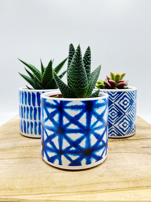 Blue Mood Pot