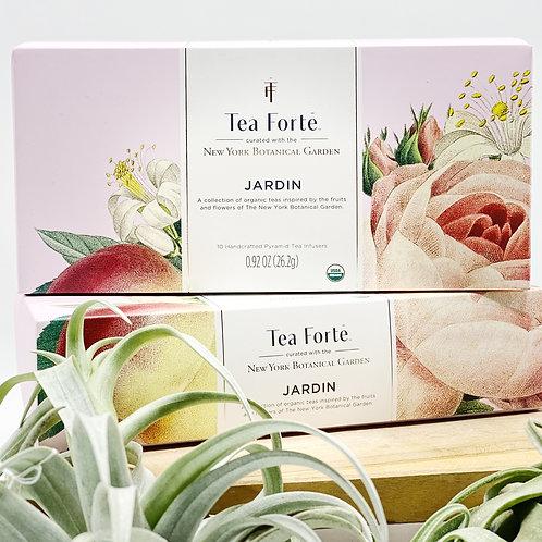Tea Fortē Jardin Petite Presentation