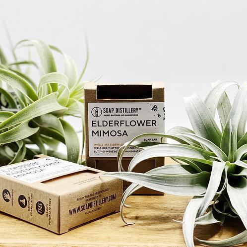 Elderflower Mimosa Soap