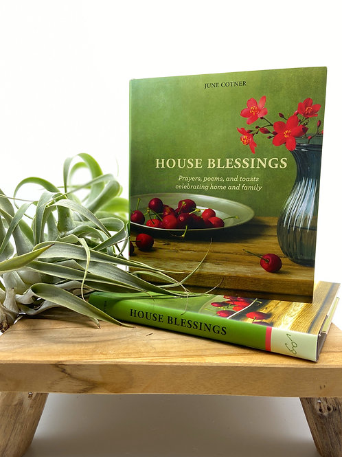 House Blessings Book