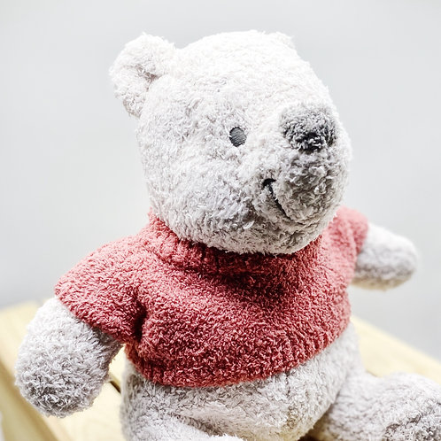 Pooh Bear Barefoot Dreams