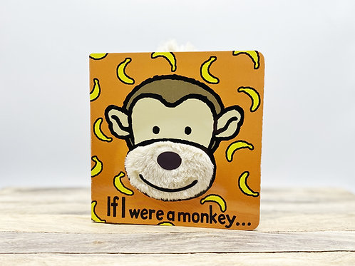 Jellycat Monkey Book
