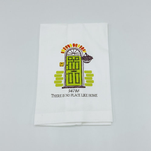 "34786 ""There is No Place Like Home"" Towel"