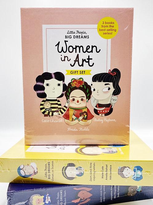 Women In Art Gift Set