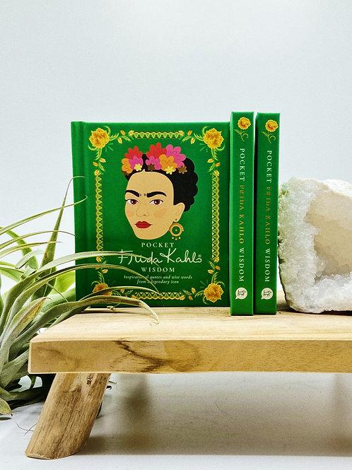 Pocket Frida Kahlo Book