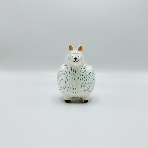 Small Llama Pot