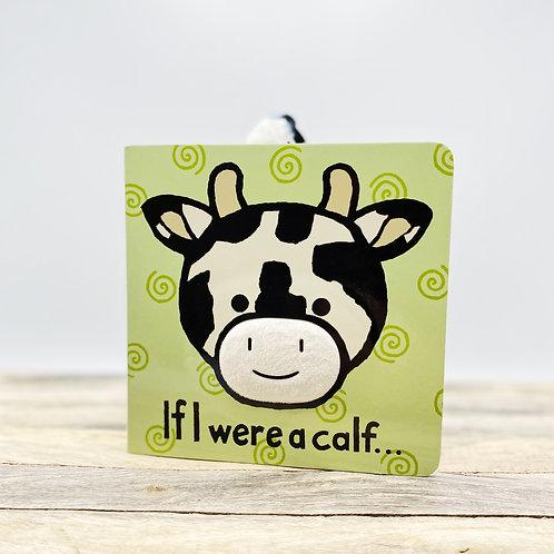 Jellycat Calf Book