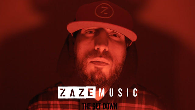 Zaze - The Get Down (Official Video) (Produced by Don P)