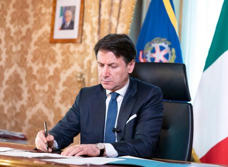 Sintesi delle misure annunciate in conferenza dal premier Conte (D.L. Rilancio)