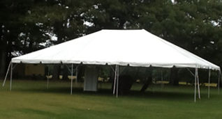 Frame Tents | Midcoast Maine | New England Tent and Awning