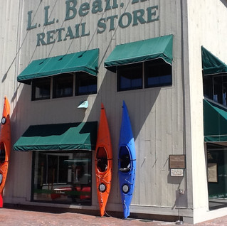 Commercial Awning - LL Bean