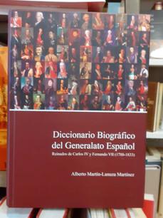 Diccionario Biográfico del Generalato Español