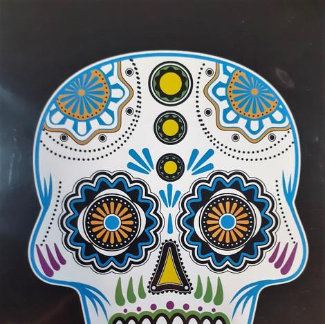 Calavera Mexicana #1