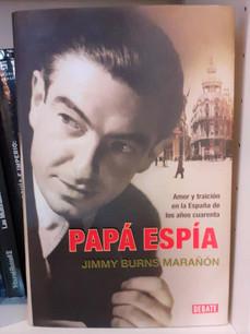 Papa espía