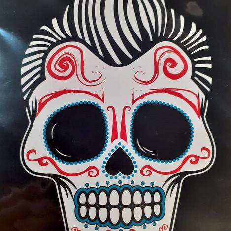 Calavera Mexicana #2