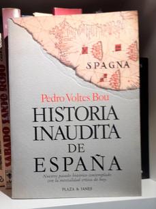 Historia inaudita de España