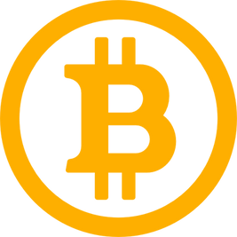 bitcoin cryptocurrency logo