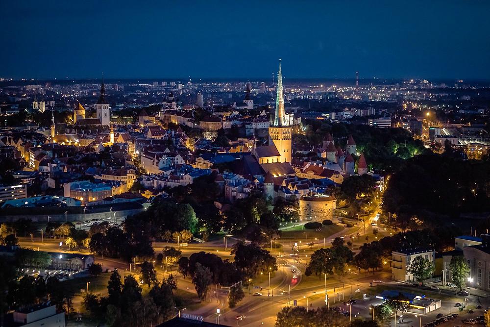 1# Estonia Company Register - Crypto Consulting Service
