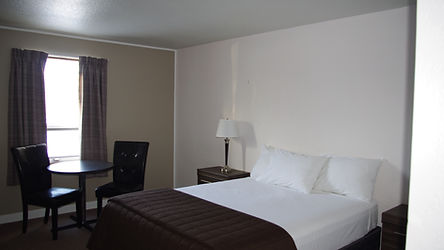 Single Queen Room, Willowbend Motel, Maple Creek accomodation