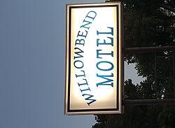 Willowbend Motel, Maple Creek Accomodation