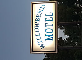 Willowbend Motel, Maple Creek Accomodation