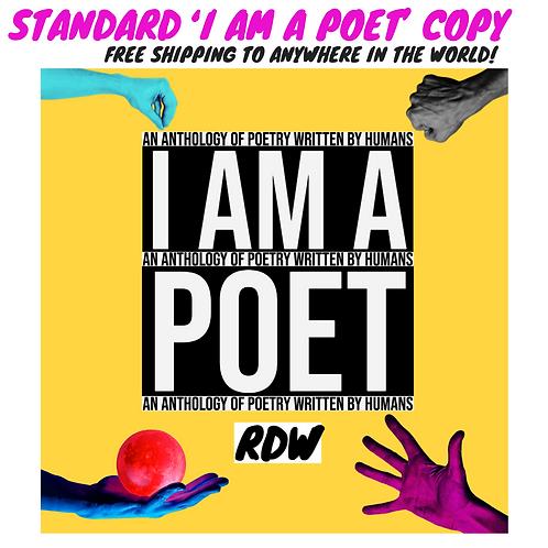 'I AM A POET' PAPERBACK VERSION