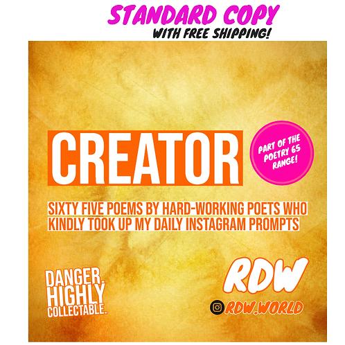 'CREATOR' PAPERBACK VERSION