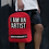 Thumbnail: 'I AM AN ARTIST' PERSONALISED BACKPACK