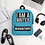 Thumbnail: 'I AM A WRITER' PERSONALISED BACKPACK