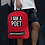Thumbnail: 'I AM A POET' PERSONALISED BACKPACK