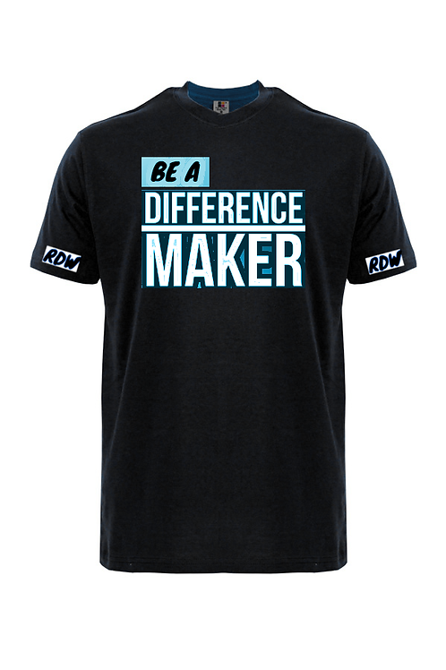 THE 'DIFFERENCE MAKER' TEE