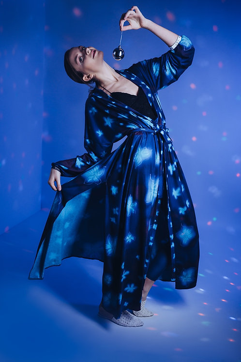 "Kimono ""Queen of hearts"""