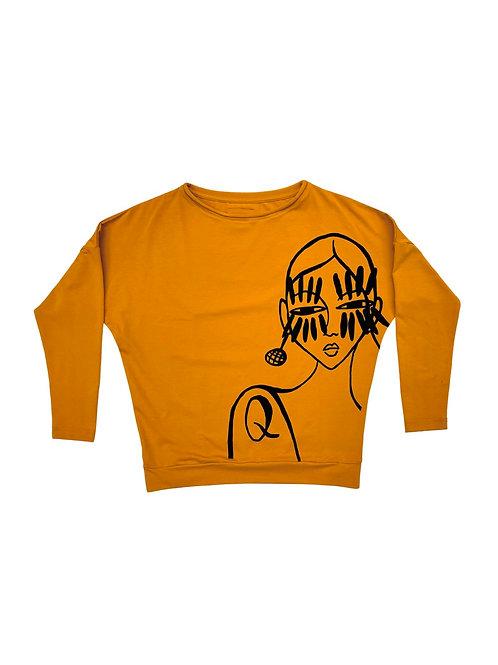 """Majica """"Srčeva kraljica"""""""