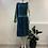 "Thumbnail: Pletena obleka ""Aurora borealis"""