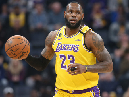 LeBron James: Decided To Finish His Career With Lakers.