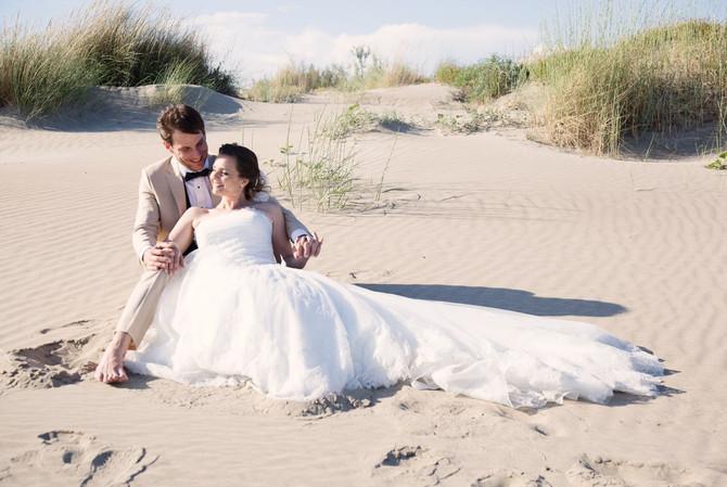 Un mariage plein d'humour, de bonheur et de charme sous le soleil de la mer Méditerranée, Cécile