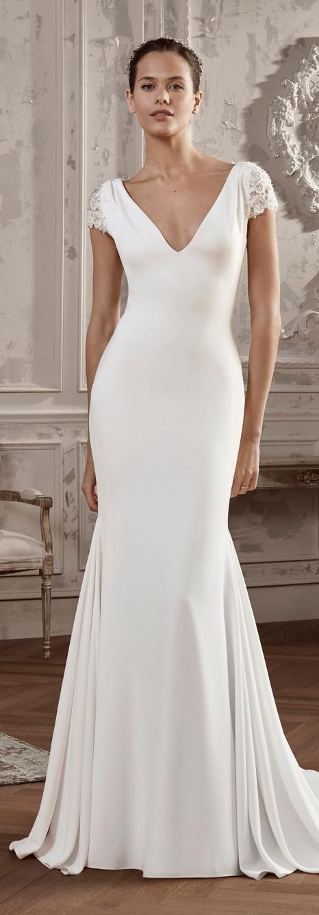 Les rubans de Léopoldine, robes de mariées,