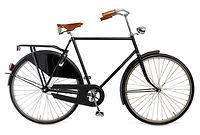 ブラックスポーツの自転車