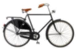 Black Sport cykel