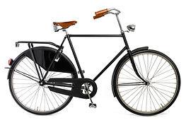 Black Sport's Bicycle
