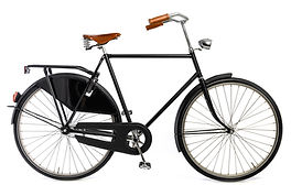 Black Sport's Bicycle