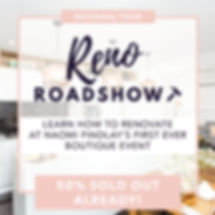 Roadshow marketing graphics - ticket pro