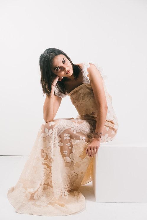 Maypole Gown