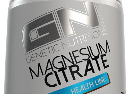 Magnesium Citrate Fruit Punch